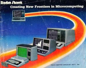 1981 Radio Shack Catalog Cover