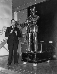 Alpha the Robot 1935 U-T