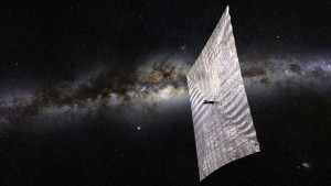 LightSail A spacecraft