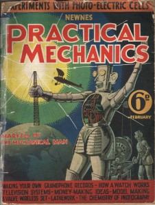 Practical Mechanics Feb34 cover