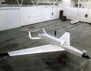 Ryan Model 154 RCS subscale model - SDASM