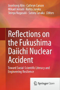 Springer - Fukushima Reflections - cover