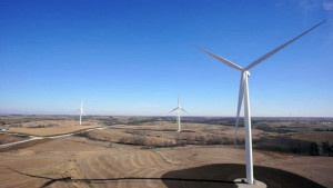 MidAmerica Energy wind turbines