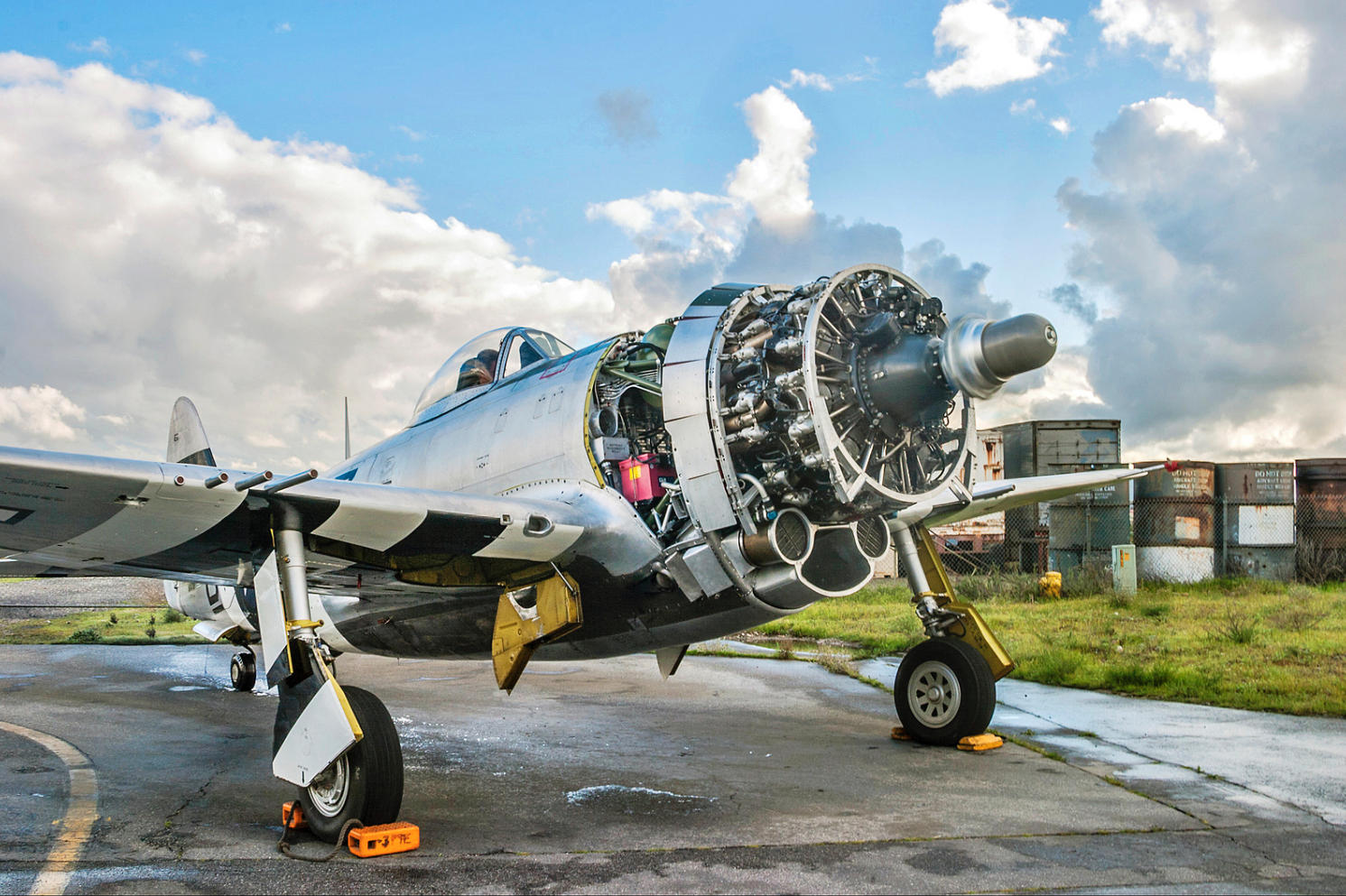 The Complexity Of A Ww Ii P 47 Thunderbolt S Powerplant