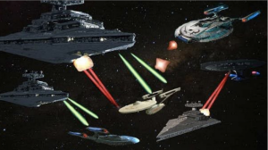 StarTrek vs StarWars