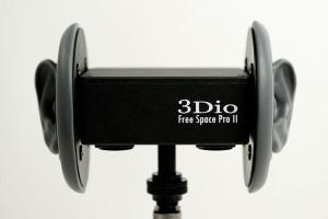3Dio binaural microphone 2