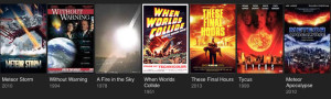 Asteroid movies 1