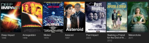 Asteroid movies 2