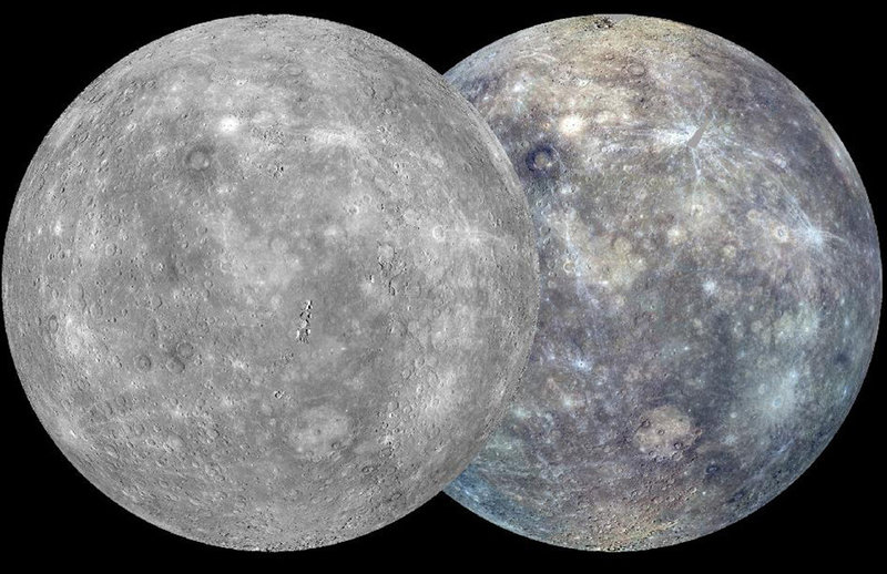 Messenger Spacecraft Mission at Mercury About to End | The ...