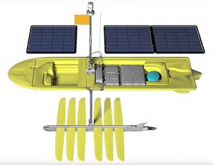 Wave Glider configuration 2