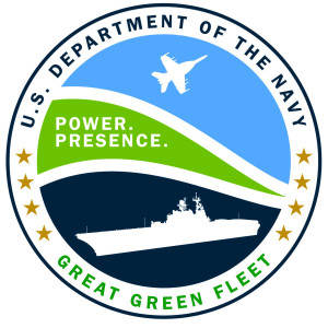 Great Green Fleet logo