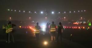 Si2 landing at Abu Dhabi 1