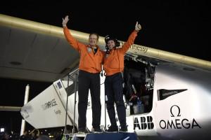 Si2 landing at Abu Dhabi 4