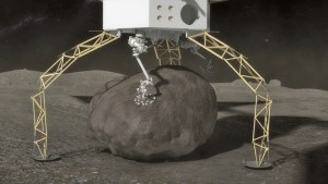 ARM asteroid-capture