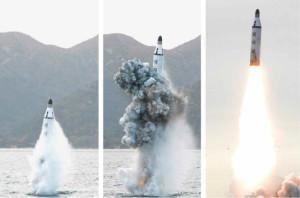 KN-11 launch