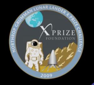 Lunar Lander XCHALLENGE badge