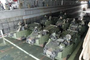 AAVs_preparing_to_debark_USS_Gunston_Hall