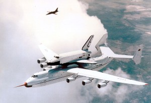 AN-225 & Buran
