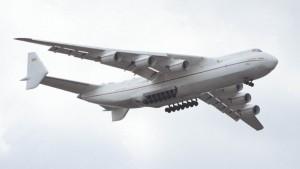 An-225 gear down