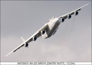 An-225 gear up