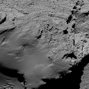 Comet 67P 30Sep2016