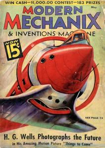 Modern Mechanica May 1936
