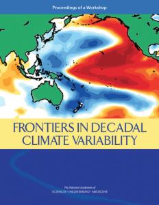 NAP Decadal Climate Variation