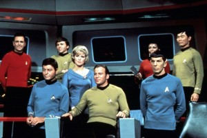 Star-Trek-TOS crew-