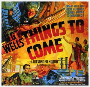 Things to Come 1936 movie posterjpg