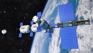 Bigelow spacecraft concept