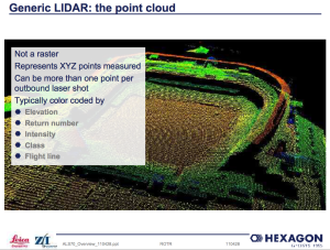 Example lidar point cloud_Leica