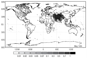 Regional war cloud dispersion 1