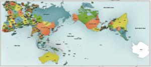AuthaGraph World Map 2