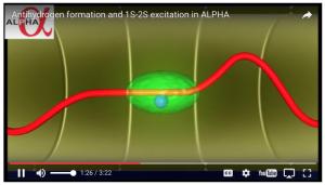 Combining positron & antiproton 3