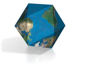Dymaxion globe2