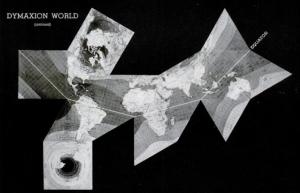 Dymaxion map 1943