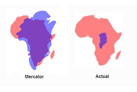 Greenland & Africa