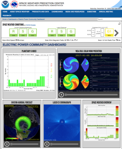 NOAA space weather 31Dec2016