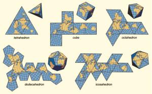 Polygom globes & maps