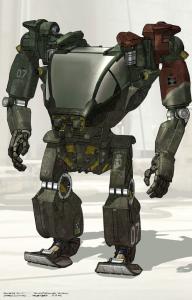 Avatar AMP suit