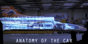 BLOODHOUND SSC X-ray