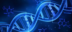 DNA helix Genomic XPRIZE