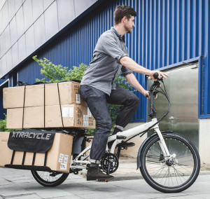 Xtacycle cargo bike