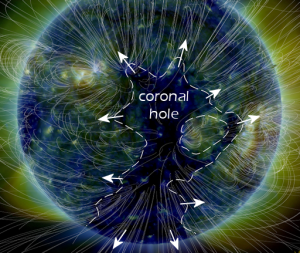 spaceweather coronal hole