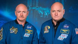 Mark & Scott Kelly