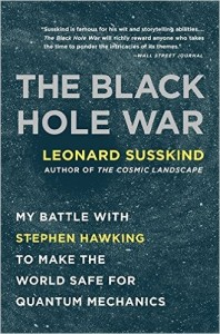 Leonard Susskind book cover