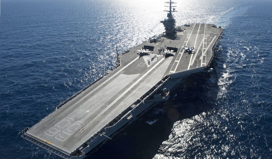 Cost To Build Nuclear Aircraft Carrier